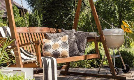 Arredo giardino. Rota Commerciale giardinaggio Bergamo