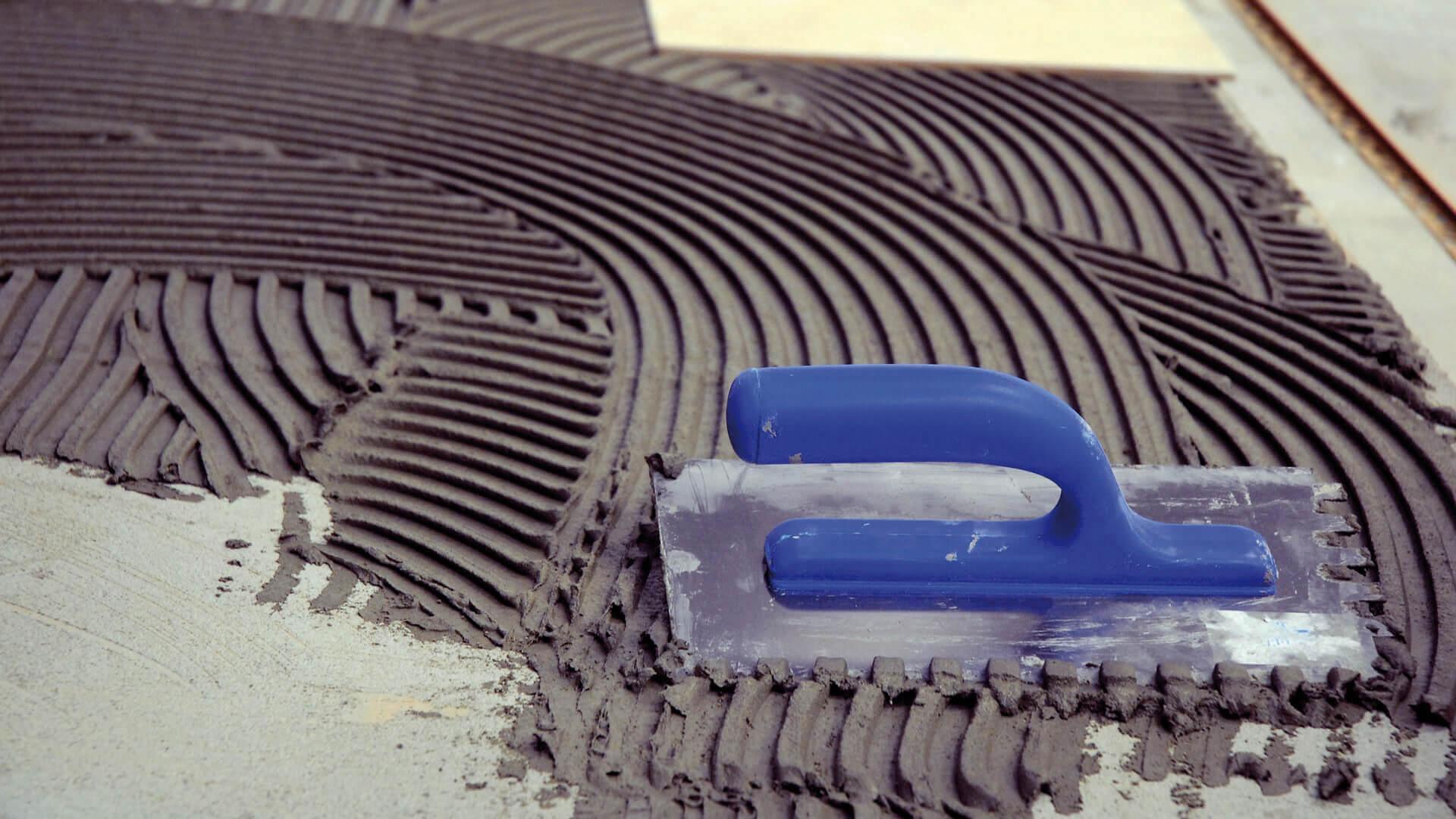 Colla per pavimenti weber weber dry flex u guaina elasto