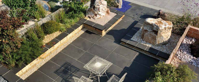 Pavimenti per esterni in pietra naturale