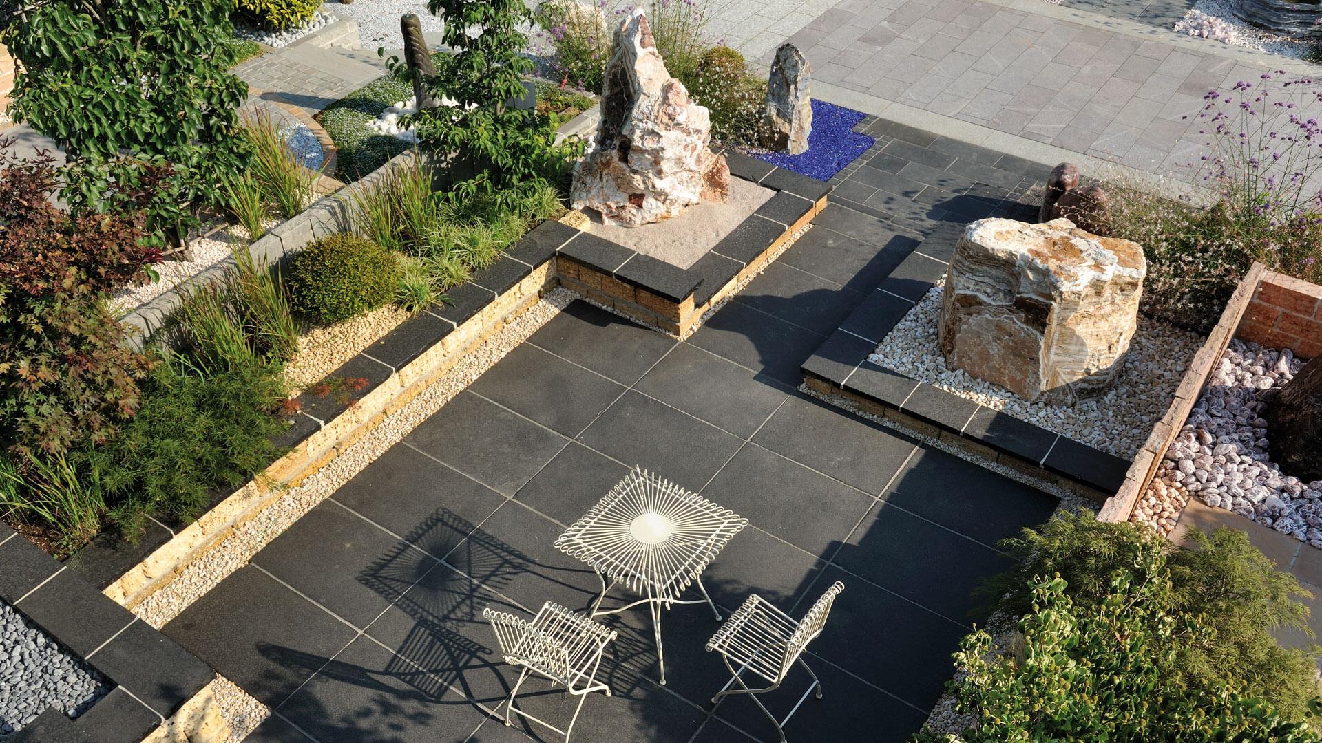 Pavimentazione Giardino In Pietra pavimenti per esterni in pietra naturale rota commerciale