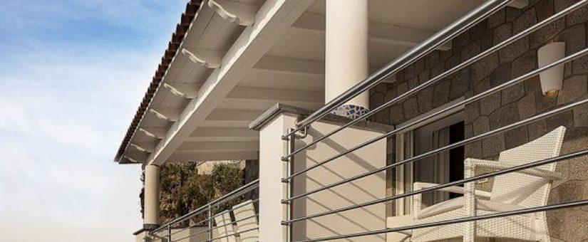 Ringhiere per balconi e terrazzi