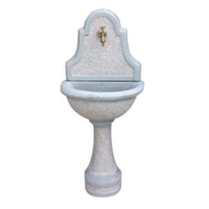 fontana a muro Dora fontane bergamo, giardinaggio Bergamo , Rota Commerciale Bergamo , fontane in cemento