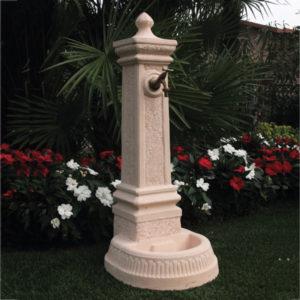Fontana vedovella Mediolanum