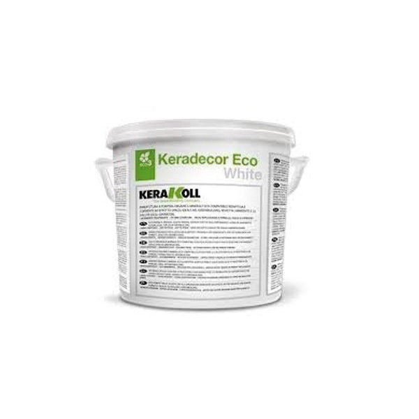 Keradecor Eco White - Colorificio - Rota Commerciale