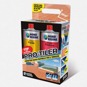 Pro-tiler impermeabilizzante per balconi- Materiali edili- Rota Commerciale