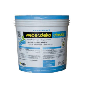 Weber Deco Classic lt 14- Colorificio- Rota Commerciale
