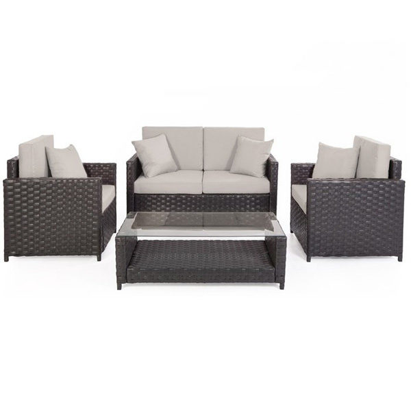 mobili da giardino set completo mod. Rebecca Rota Commerciale