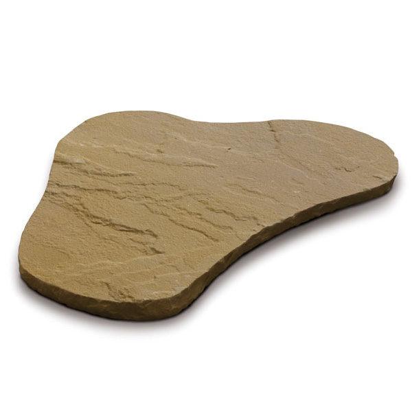 camminamenti in pietra marrone golden leaf