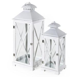 lanterne, lanterna bianca, lanterna classica,lanterna bianca Arles classica- Rota Commerciale- Arredo giardino