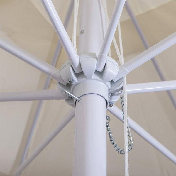 ombrellone in metallo- Arredo giardino - Rota Commerciale