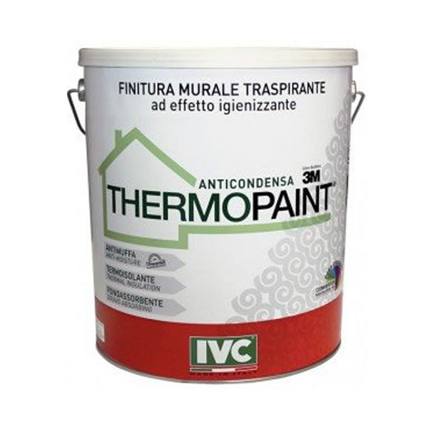 Thermopaint-pittura termica, pittura antimuffa, pittura anticondensa, idropittura termica, Colorificio- Rota Commerciale Bergamo