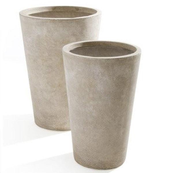 vaso tondo maxime - Arredo giardino Rota Commerciale