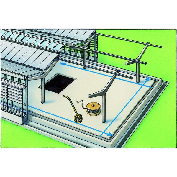 Rotella metrica laser- RollPilot S12- Ferramenta- Rota Commerciale