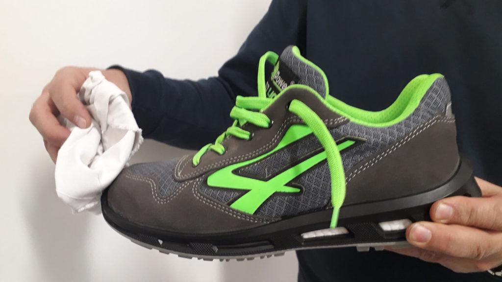 scarpe antinfortunistiche - dispositivo di protezione individuale- scarpe da lavoro- Antinfortunistica e Ferramenta- Rota Commerciale Bergamo- shop on line