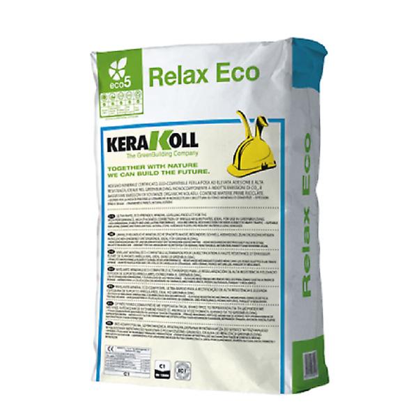 colla kerakoll relax eco grigia- colla kerakoll relax eco bianca- materiali edili Bergamo- Rota Commerciale