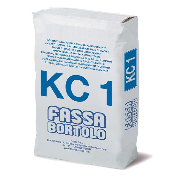 Fassa Bortolo KC1 - Materiali edili Bergamo Rota Commerciale