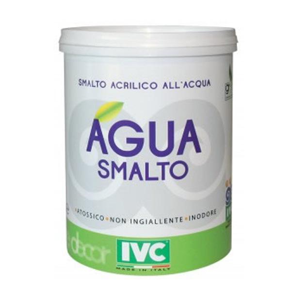 Agua, smalto all'acqua, smalto acrilico, smalto acrilico all'acqua, Agua, Agua lucido satinato, Colorificio Bergamo, Rota Commerciale