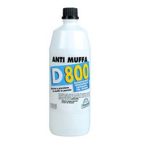 d800 detergente antimuffa- prodotti antimuffa- trattamento antimuffa-antimuffa per pareti- colorificio Bergamo- Rota Commerciale