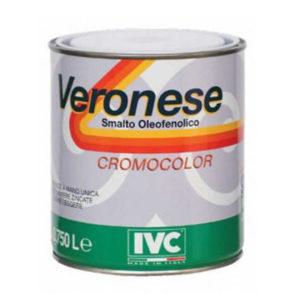 Veronese Cromocolor, smalto sintetico, smalto per ferro, smalto al solvente, Colorificio Bergamo Rota Commerciale