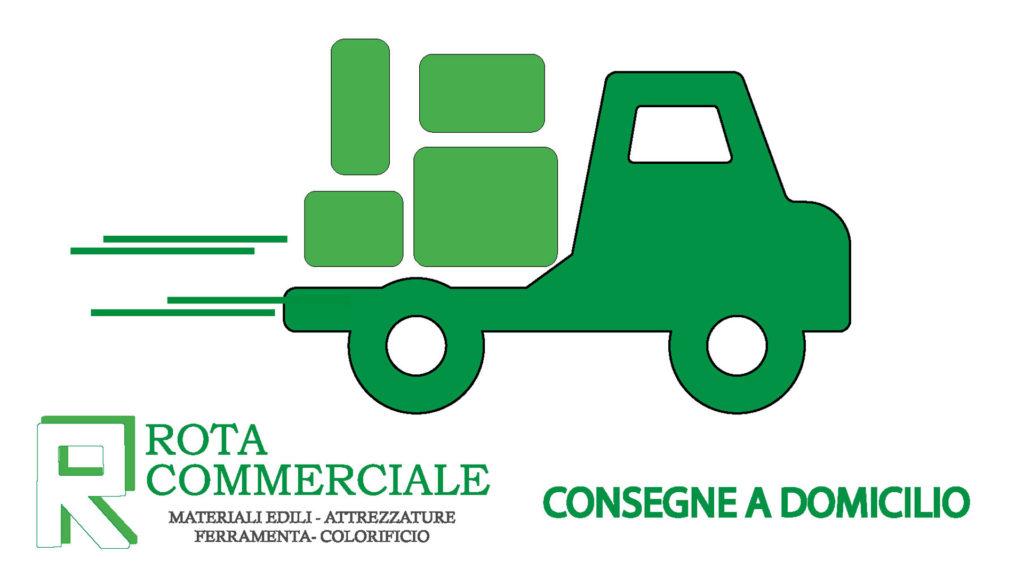 consegna domicilio Bergamo, giardinaggio Bergamo, materiali edili Bergamo, ferramenta Bergamo, Colorificio Bergamo Rota commerciale