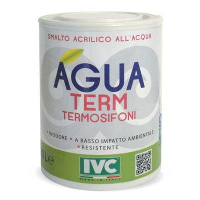 smalto per termosifoni caloriferi in ghisa e alluminio agua term