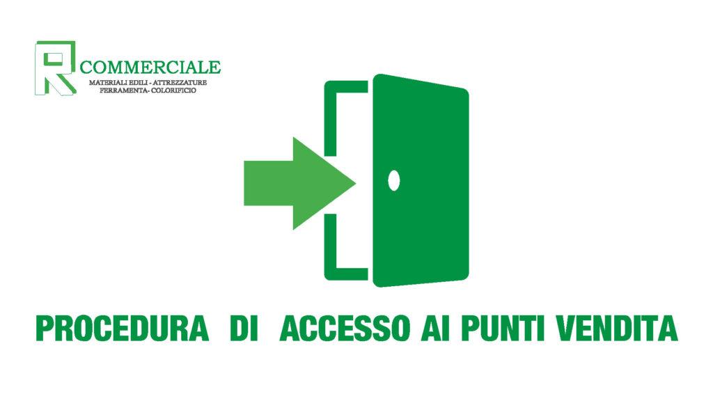 Fase 2 Covid-19: Procedura di accesso esterni Rota Commerciale materiali edili Bergamo, Ferramenta Bergamo, giardinaggio Bergamo, colorificio Bergamo