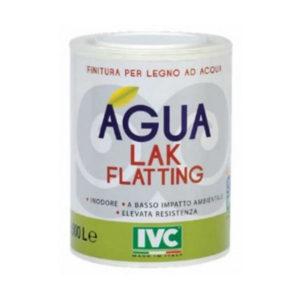 Agua Lak Flatting legno, vernice legno, vernice per legno, vernice acrilica per legno trasparente, vernice all'acqua per legno, colorificio Bergamo, Rota Commerciale Bergamo