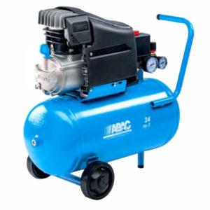 compressore 24 HP2 M C1 POLE POSITION L 20 di Abac, compressori, compressore aria, Ferramenta Bergamo, Rota Commerciale Bergamo