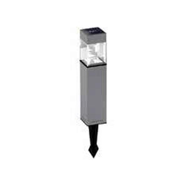 lampada solare led square, faretto solare, lampade solari da giardino, Giardinaggio Bergamo, Rota Commerciale Bergamo