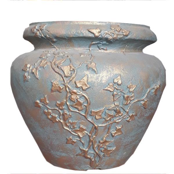 vaso in plastica modello Edera, vaso per esterno, vasi per esterno, vasi in plastica, arredo giardino Bergamo, Giardinaggio Bergamo, Rota Commerciale