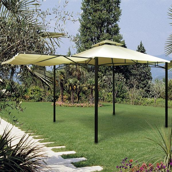 gazebo antigua, gazebo esterno, gazebo giardino, gazebi, giardinaggio Bergamo, arredo giardino Bergamo, Rota Commerciale Bergamo