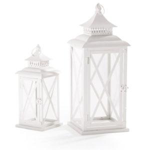lanterne shabby, lanterne per esterno, lanterna , lanterna in metallo, Arredo giardino, Giardinaggio Bergamo, Rota Commerciale Bergamo