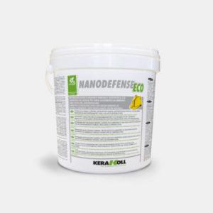 nanodefense Eco Kerakollo, impermeabilizzante Kerakoll, impermeabilizzante organico minerale certificato Kerakoll, materiali edili Bergamo, rota Commerciale Bergamo