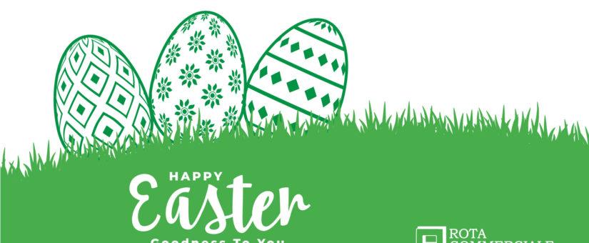 Buona Pasqua da Rota Commerciale