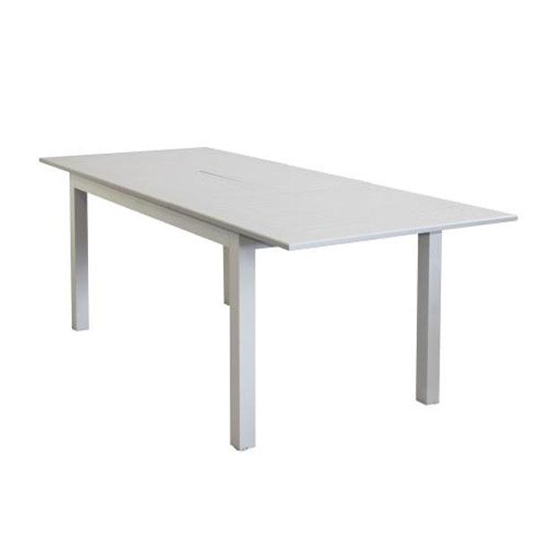 tavolo da esterno allungabile , tavolo da giardino allungabile, tavoli da esterno, tavoli da giardino, arredo giardino Bergamo, giardinaggio Bergamo, Rota Commerciale