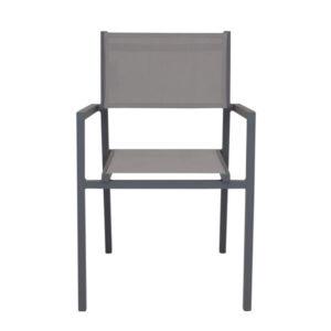 sedie da giardino, sedie da esterno, sedie esterno, sedia giardino Avana taupe, e antracite arredo giardino Bergamo, giardinaggio Bergamo , Rota Commerciale Bergamo