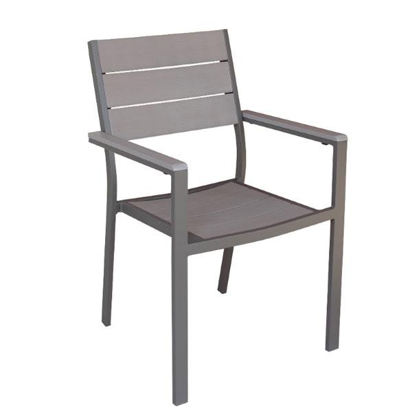 sedie da giardino, sedie da esterno, sedie effetto legno, sedie cervia tauper, arredo giardino Bergamo, giardinaggio Bergamo, Rota Commerciale Bergamo