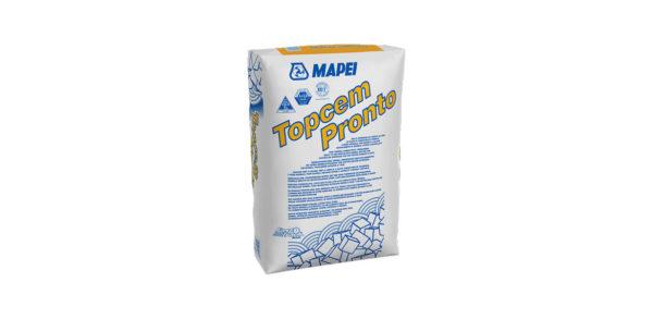 Topcem Pronto Mapei, malta premiscelata Mapei, materiali edili Bergamo, Rota Commerciale Bergamo